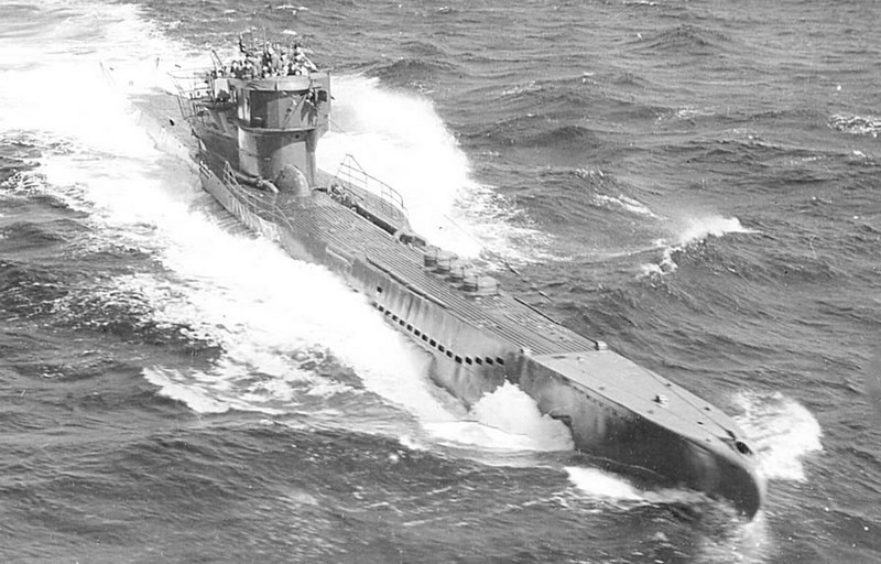 видео немецкие подводные лодки второй мировой войны видео